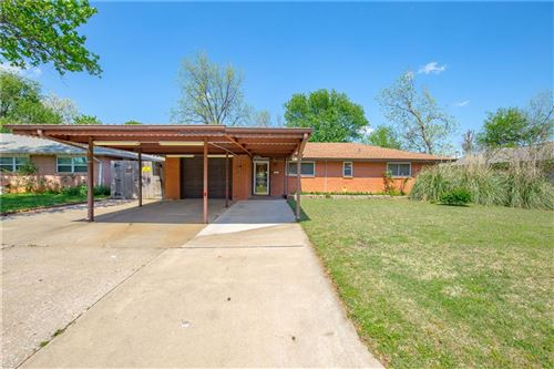 Photo of 2000 Clary Drive, Midwest City, OK 73110 (MLS # 905885)