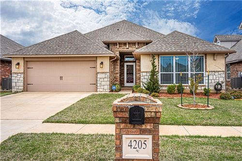 Photo of 4205 NW 154th Street, Edmond, OK 73013 (MLS # 906886)