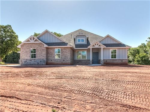 Photo of 12370 Memory Lane, Edmond, OK 73025 (MLS # 905894)
