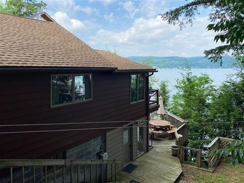 Photo of 142 Peggs Bay Road, Middlefield, NY 13326 (MLS # 131583)