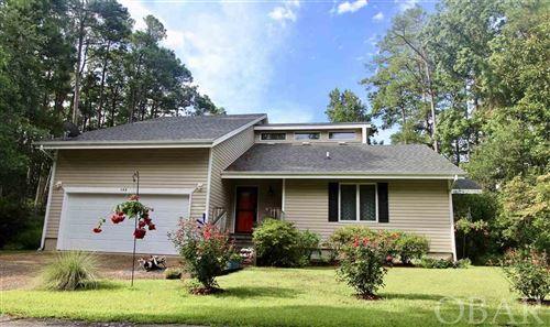 Photo of 122 Dolphin Drive, Manteo, NC 27954 (MLS # 110458)