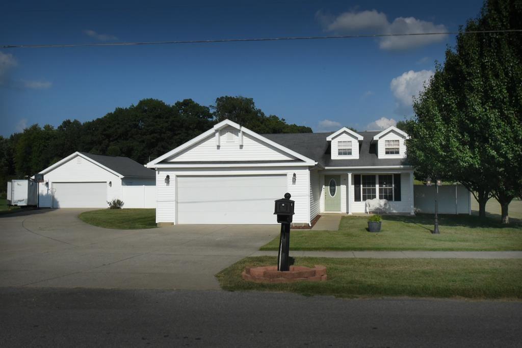 Photo of 153 Roger Powell Rd., Sebree, KY 42455 (MLS # 82284)