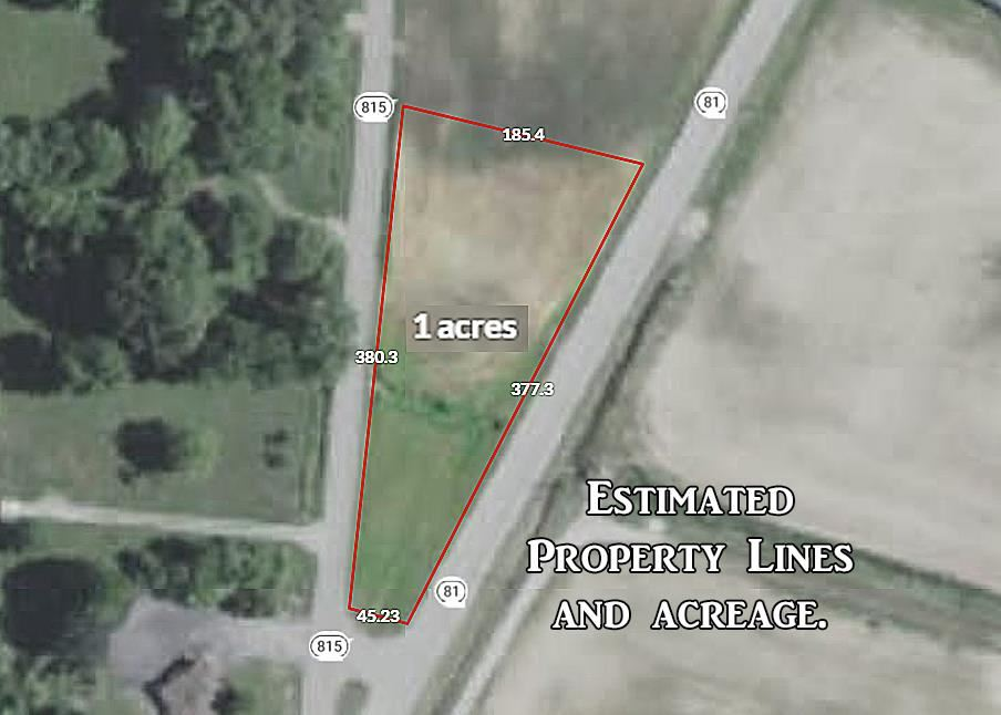 Photo of Int. Hwy 81 and Hwy 815, Calhoun, KY 42327 (MLS # 82679)