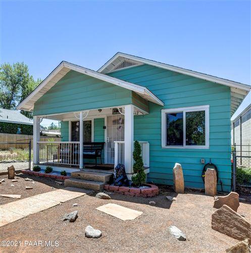 Photo of 412 N Mount Vernon Avenue #Lot: 18, Prescott, AZ 86301 (MLS # 1039013)