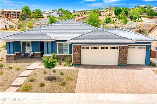 Photo of 831 Chureo Street #Lot: 295, Prescott, AZ 86301 (MLS # 1039070)