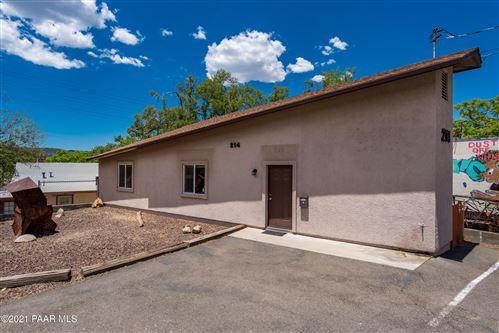 Photo of 214 White Spar Road #Lot: 12, Prescott, AZ 86303 (MLS # 1037073)