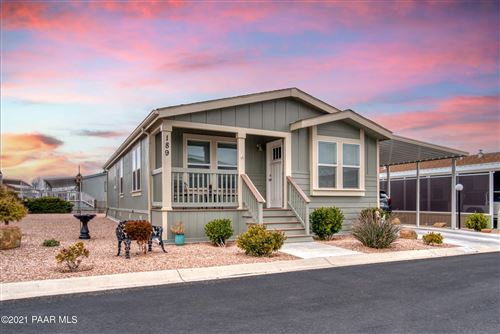 Photo of 853 N State Route 89 #Unit: 189; Lot: 189, Chino Valley, AZ 86323 (MLS # 1037090)