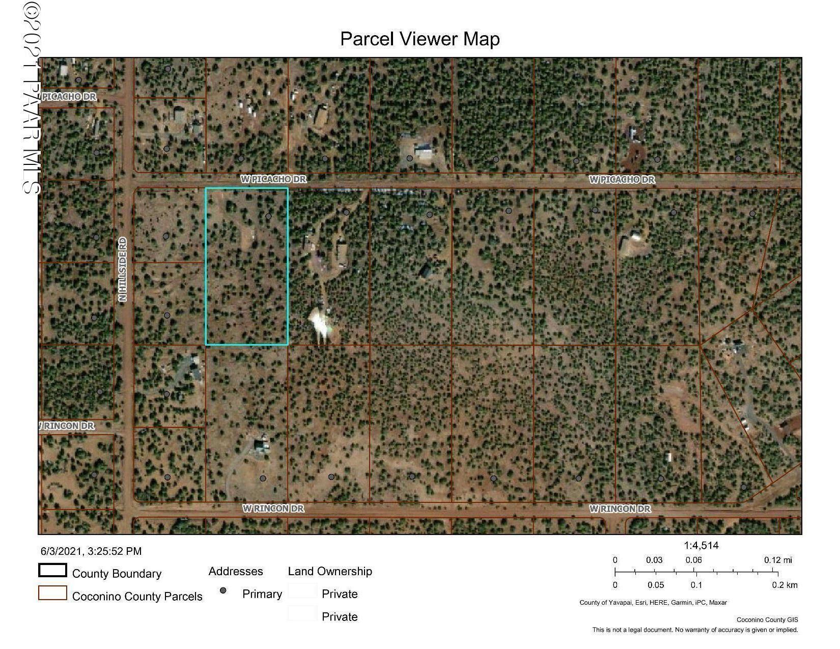 Photo of 1806 W Picacho Drive #Lot: 231, Ash Fork, AZ 86320 (MLS # 1039099)