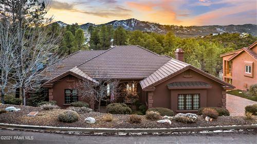 Photo of 1448 Cathedral Pines Drive #Lot: 61, Prescott, AZ 86303 (MLS # 1036169)