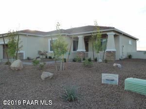 Photo of 1669 Solstice Drive #Lot: 239, Prescott, AZ 86301 (MLS # 1024193)