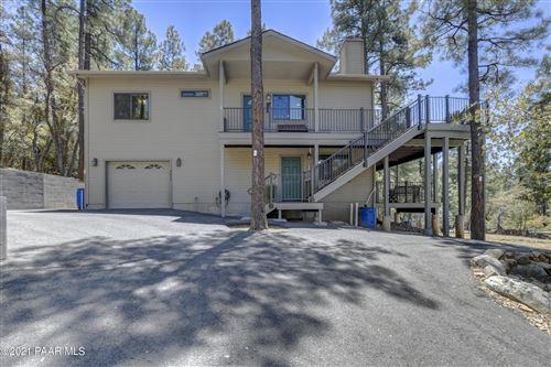 Photo of 4845 S Kaibab Road #Lot: 45A, Prescott, AZ 86303 (MLS # 1039226)