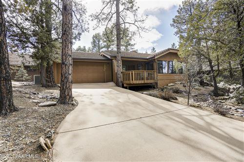 Photo of 3169 W Crestview Drive #Lot: 223, Prescott, AZ 86305 (MLS # 1036231)
