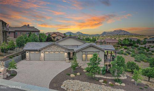 Photo of 1572 Bello Monte Drive #Lot: 40, Prescott, AZ 86301 (MLS # 1036238)