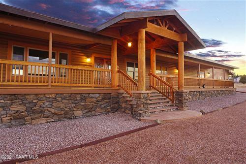 Photo of 13727 Juniper Berry Place #Lot: 59, Prescott, AZ 86305 (MLS # 1036247)