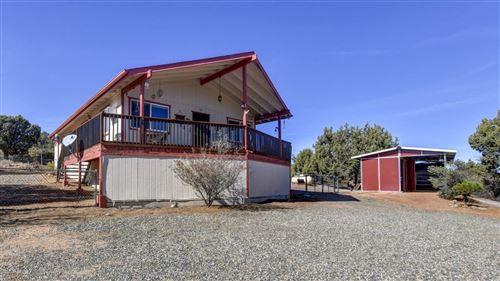 Photo of 12370 N Tri V Ranch Road #Lot: M&B, Prescott, AZ 86305 (MLS # 1034251)