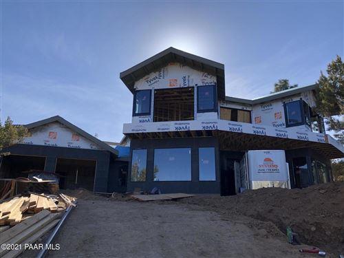 Photo of 380 High Chaparral Loop #Lot: 187, Prescott, AZ 86303 (MLS # 1035279)