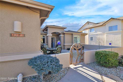 Photo of 1581 Eagle Ridge Road #Lot: 27, Prescott, AZ 86301 (MLS # 1035288)