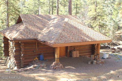 Photo of 1450 E Forest Service Road 81 Road, Prescott, AZ 86303 (MLS # 1030314)