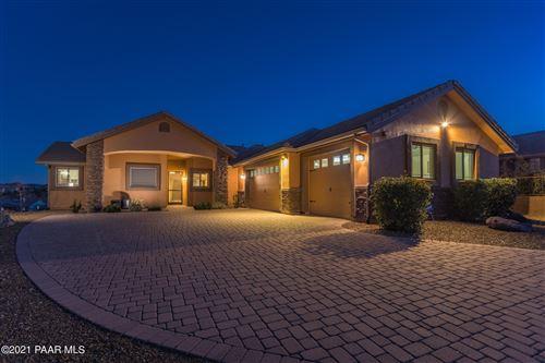 Photo of 1235 S Lakeview Drive #Lot: 3, Prescott, AZ 86301 (MLS # 1036327)