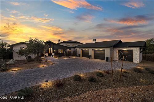 Photo of 11800 W Lost Man Canyon Way #Lot: 42, Prescott, AZ 86305 (MLS # 1036338)
