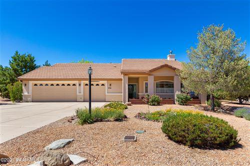 Photo of 976 Panicum Drive #Lot: 267, Prescott, AZ 86305 (MLS # 1039365)