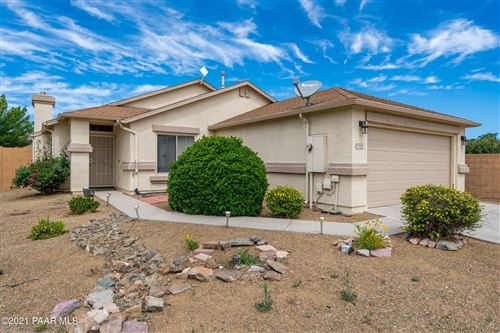 Photo of 7722 N Winding Trail #Lot: 1006, Prescott Valley, AZ 86315 (MLS # 1039369)