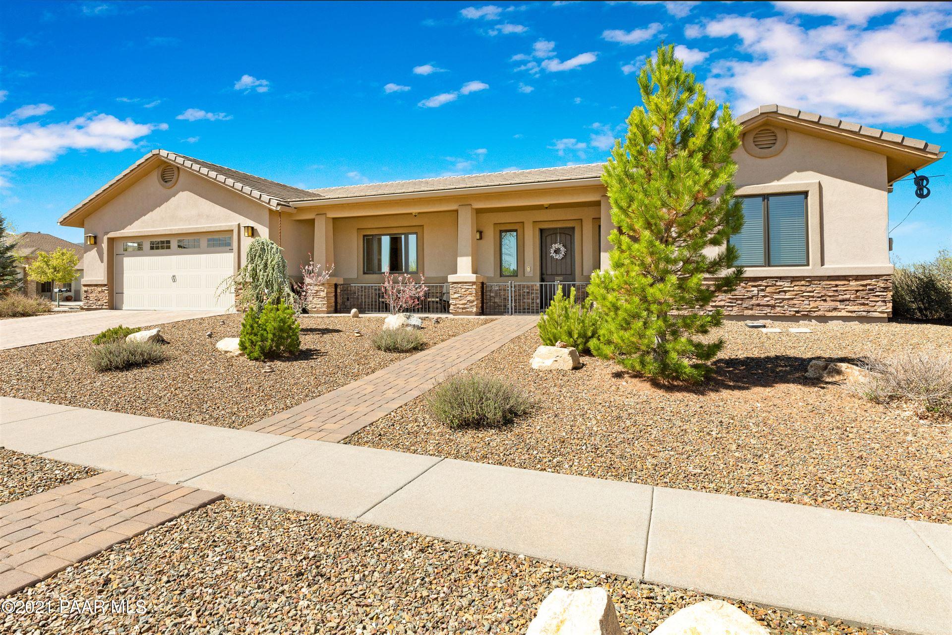 Photo of 1540 N Home Fire Drive #Lot: 43, Prescott Valley, AZ 86314 (MLS # 1040404)