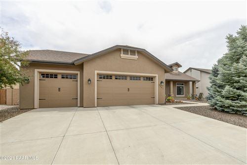 Photo of 8385 N Rainbow Vista #Lot: 1236, Prescott Valley, AZ 86315 (MLS # 1039405)