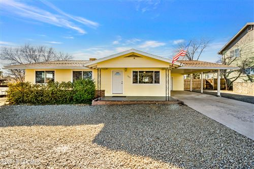 Photo of 623 W Rosser Street #Lot: 7, Prescott, AZ 86301 (MLS # 1035411)