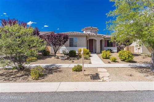 Photo of 7974 Thistle Drive #Lot: 211, Prescott Valley, AZ 86314 (MLS # 1039418)