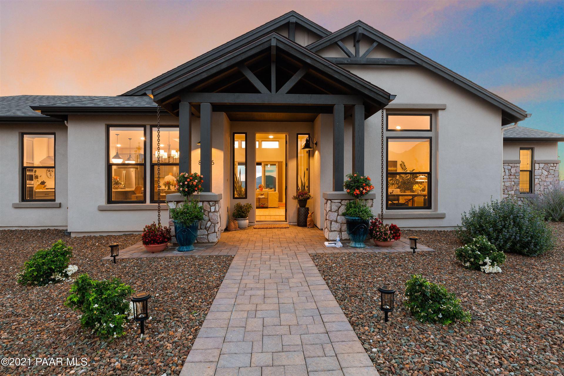 Photo of 8946 N Shotgun Street #Lot: 171, Prescott Valley, AZ 86315 (MLS # 1040418)