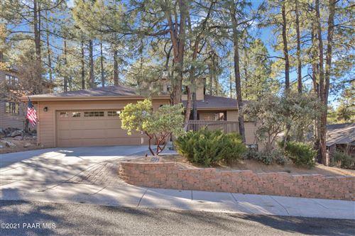 Photo of 1094 Pine Country Court #Lot: 78, Prescott, AZ 86303 (MLS # 1035419)