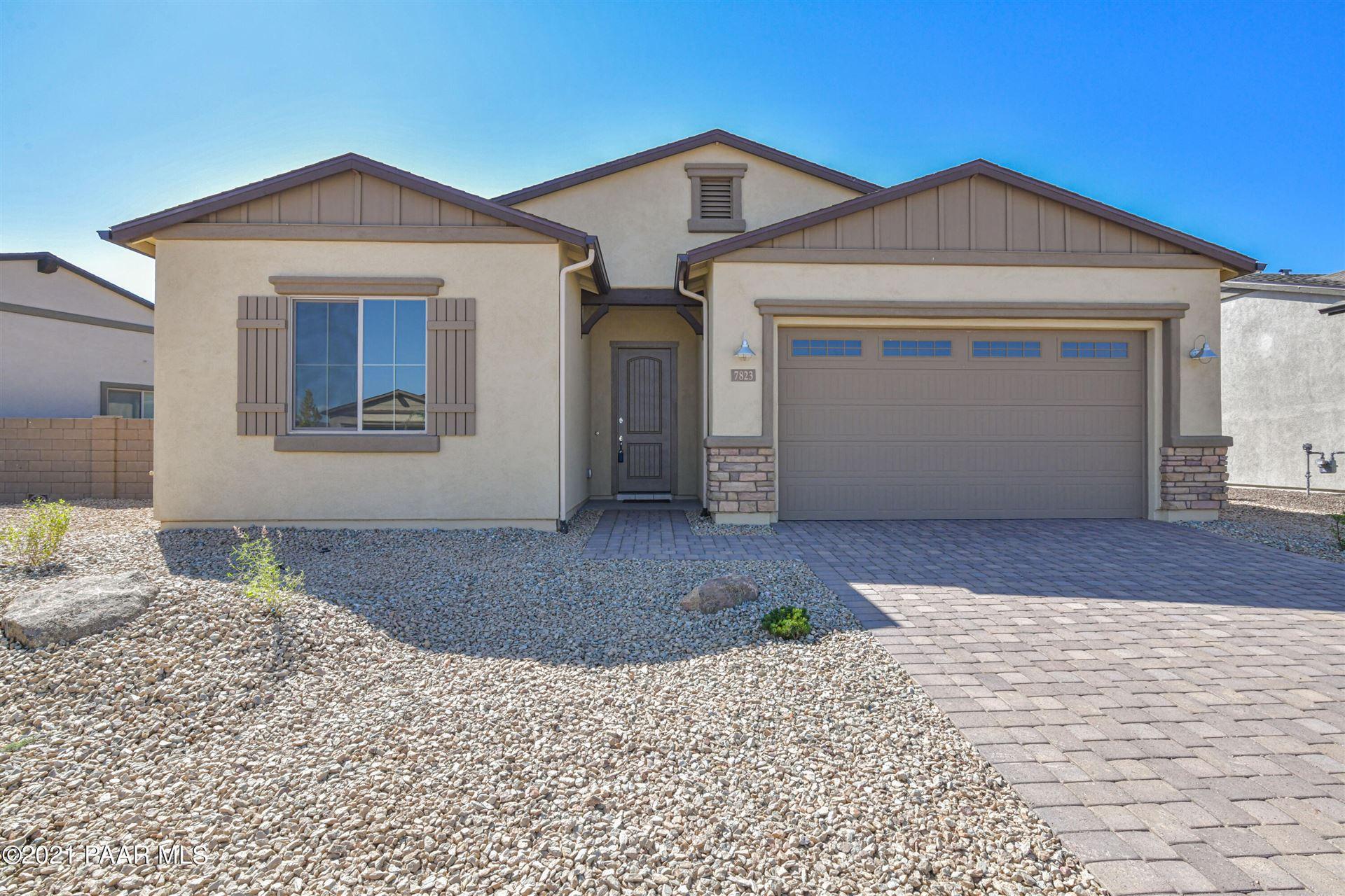 Photo of 7823 E Talking Iron Lane #Lot: 1071, Prescott Valley, AZ 86315 (MLS # 1040427)