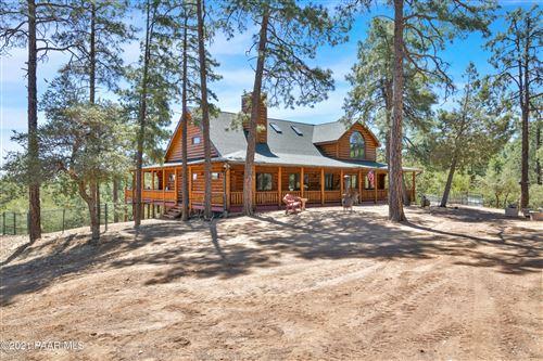 Photo of 5500 W Lonesome Hawk Drive #Lot: 3344, Prescott, AZ 86305 (MLS # 1039428)