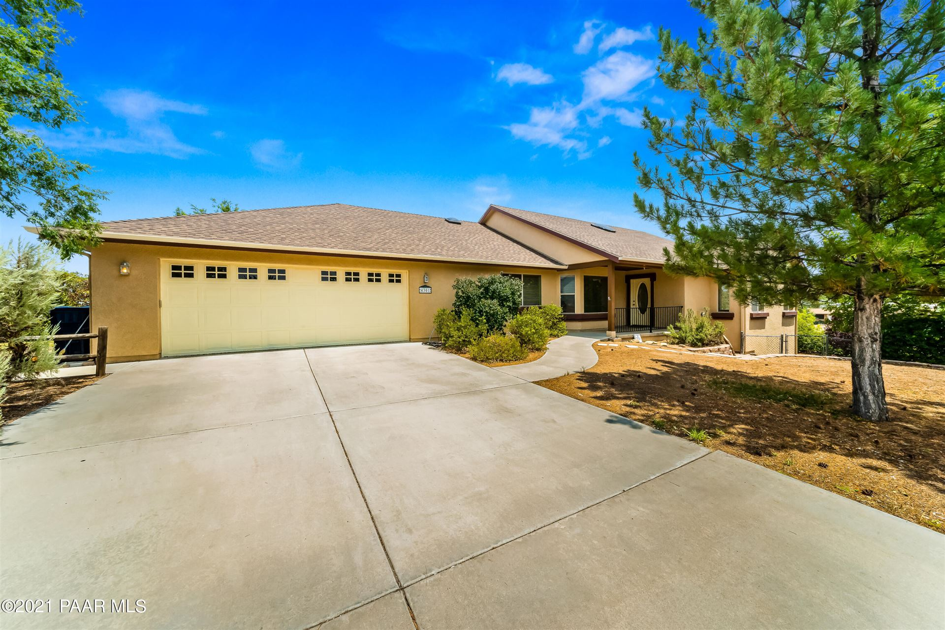 Photo of 4301 N Capri Circle #Lot: 8876, Prescott Valley, AZ 86314 (MLS # 1040429)