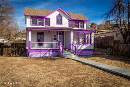 Photo of 327 S Alarcon Street #Lot: 14, Prescott, AZ 86303 (MLS # 1035446)