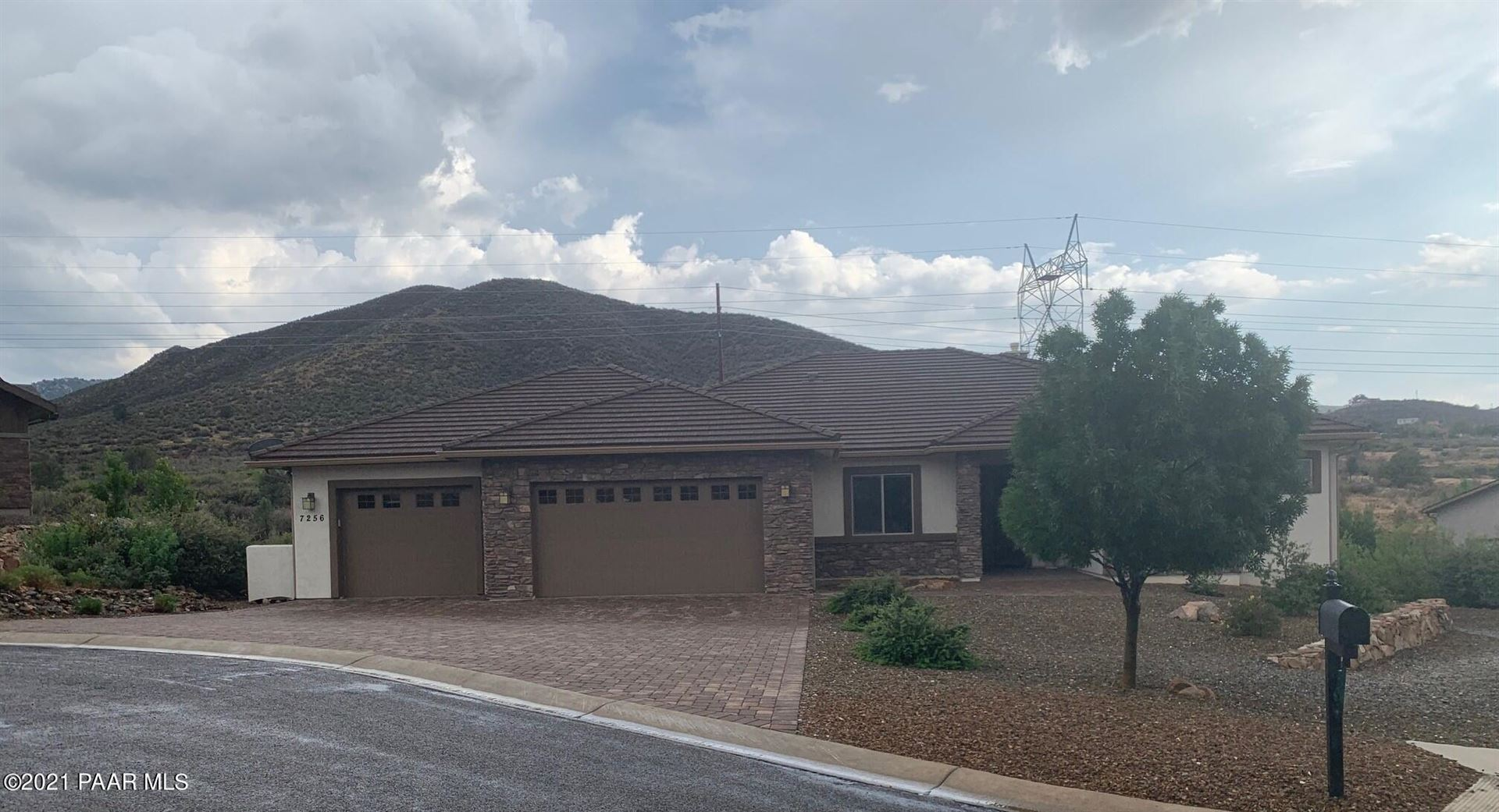 Photo of 7256 E Sienna Springs Lane #Lot: 730, Prescott Valley, AZ 86314 (MLS # 1040458)