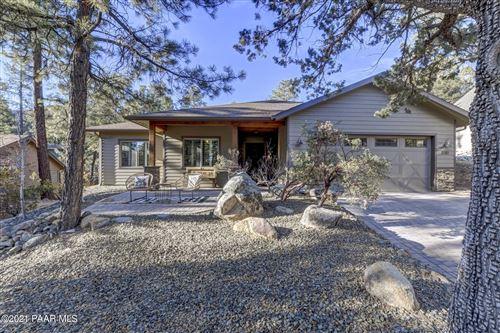 Photo of 1181 W Timber Ridge Road #Lot: 276, Prescott, AZ 86303 (MLS # 1035462)