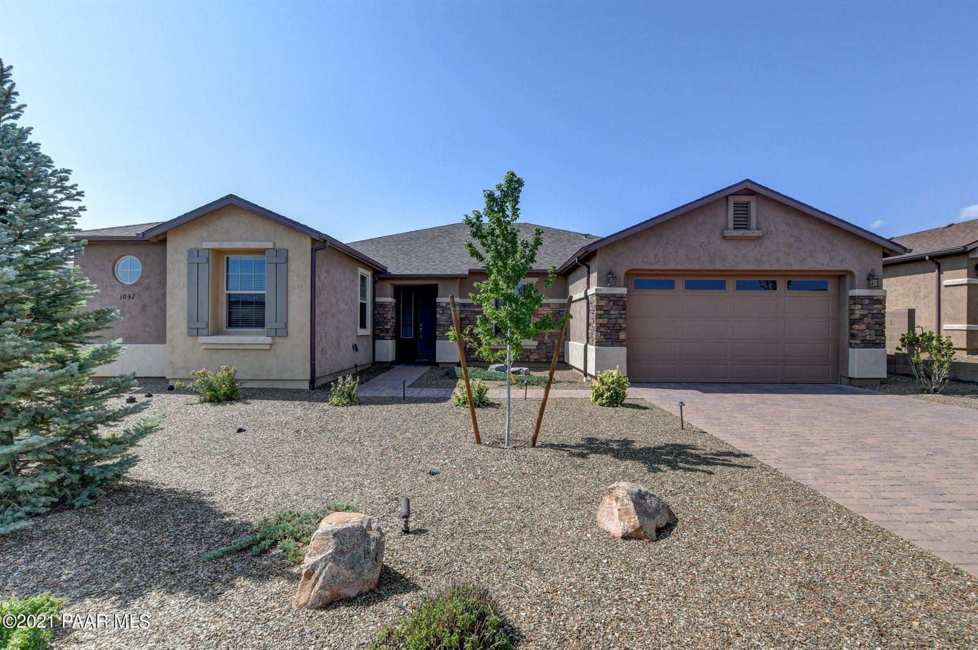 Photo of 1032 N Wide Open Trail #Lot: 862, Prescott Valley, AZ 86314 (MLS # 1040470)