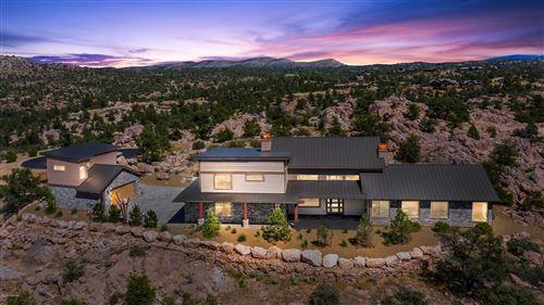 Photo of 12955 W Cooper Morgan Trail #Lot: 189, Prescott, AZ 86305 (MLS # 1023471)