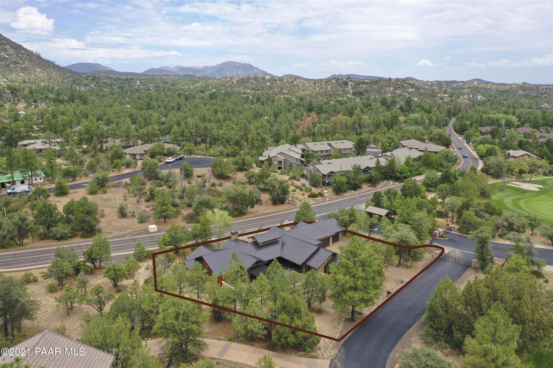 Photo of 1725 Conifer Ridge Lane #Lot: 1, Prescott, AZ 86303 (MLS # 1039480)