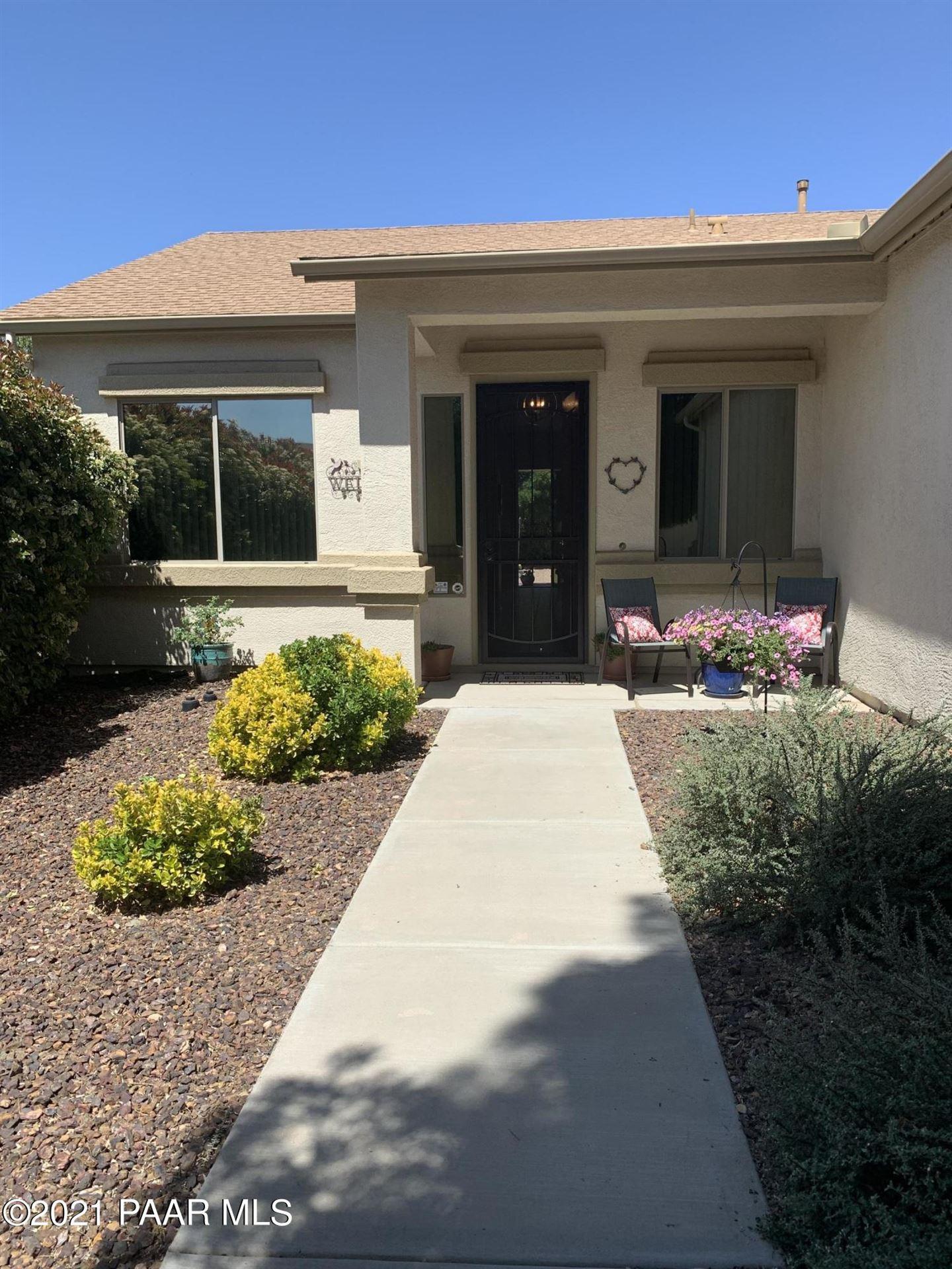 Photo of 4798 N Edgemont Road #Lot: 867, Prescott Valley, AZ 86314 (MLS # 1038497)