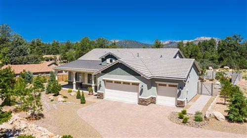 Photo of 1580 Sierry Peaks Drive #Lot: 5, Prescott, AZ 86305 (MLS # 1031558)