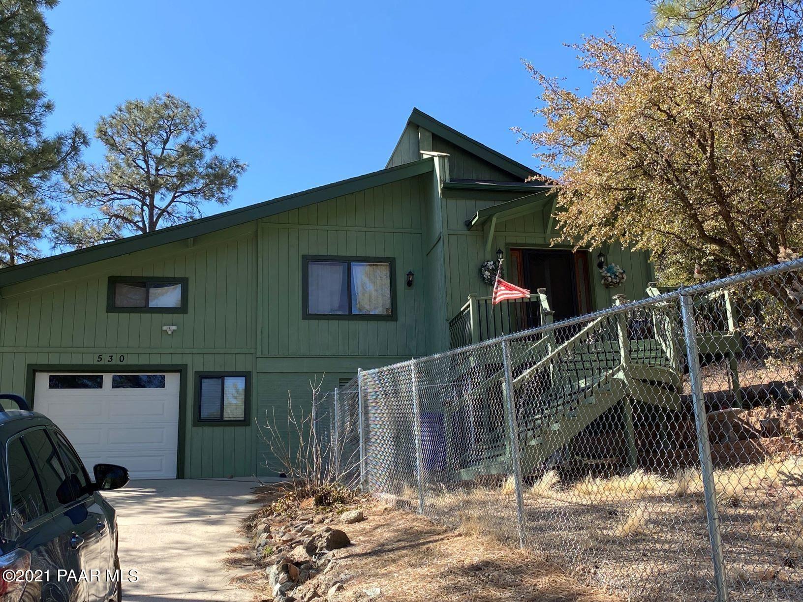 Photo of 530 Woolsey Drive #Lot: 4, Prescott, AZ 86303 (MLS # 1037562)