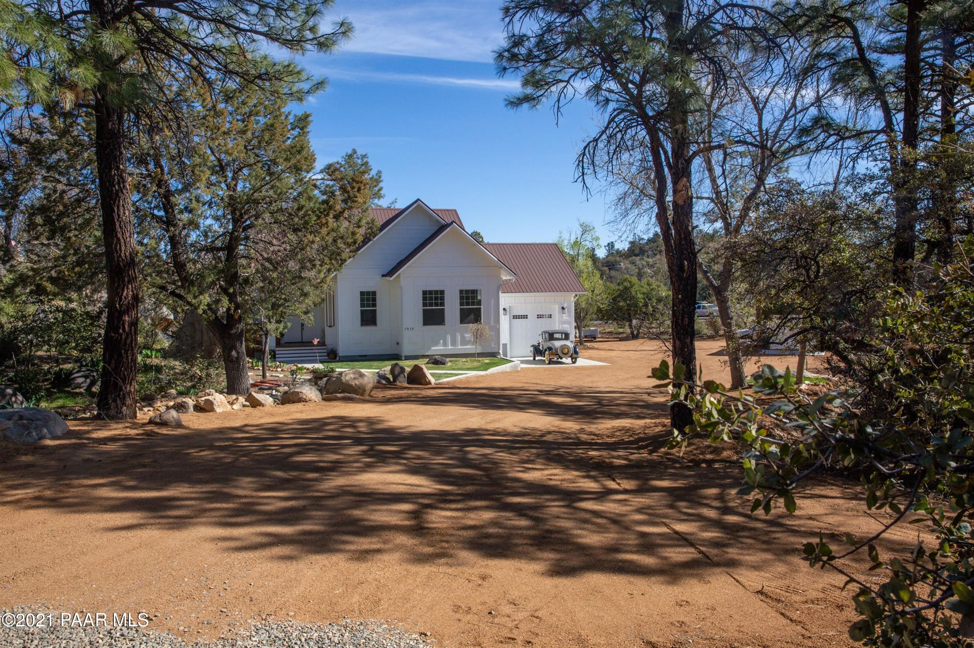 Photo of 1818 Mt Granite Way, Prescott, AZ 86305 (MLS # 1037582)