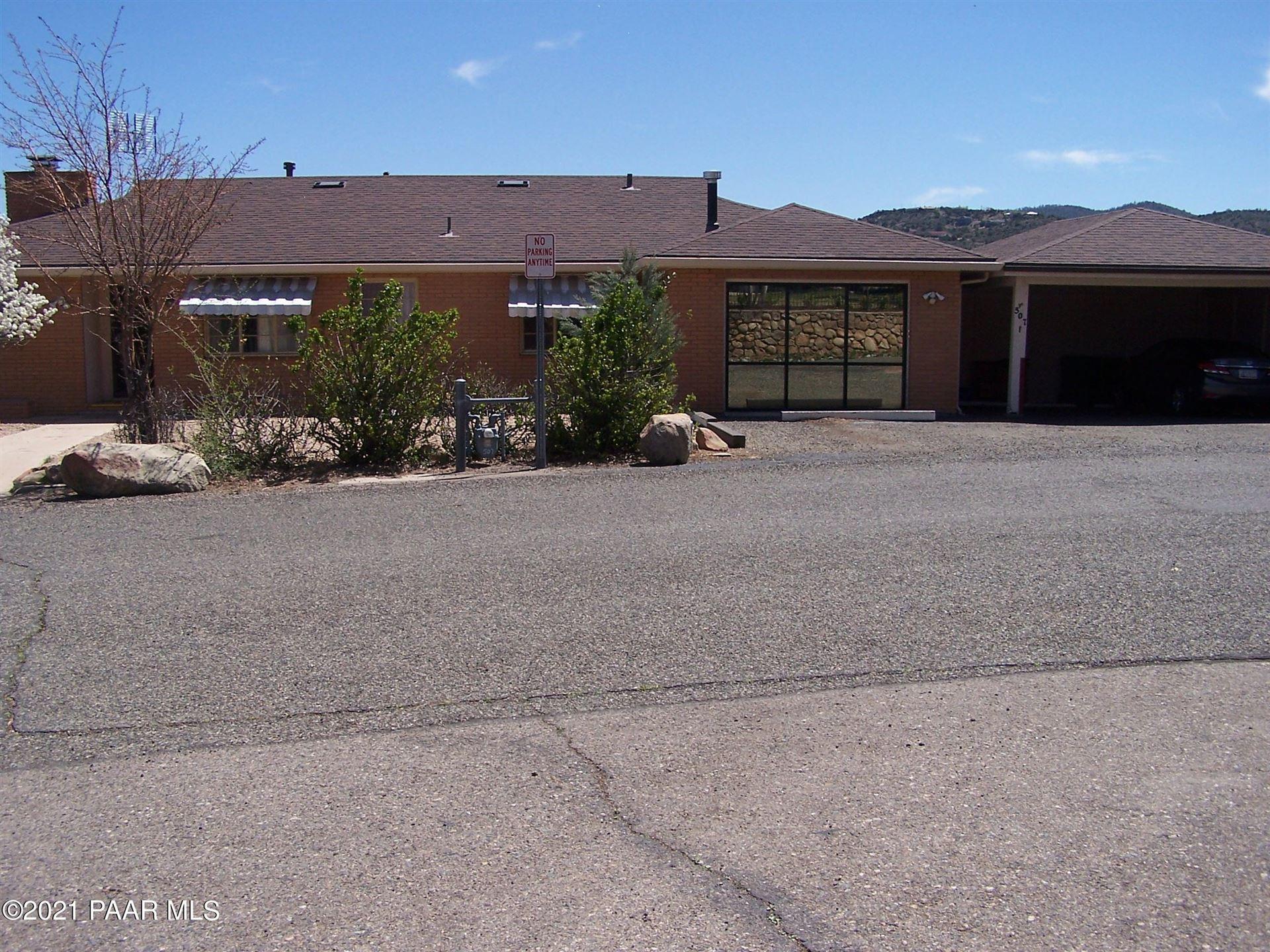 Photo of 507 S Hassayampa Drive #Lot: 20, Prescott, AZ 86303 (MLS # 1037611)
