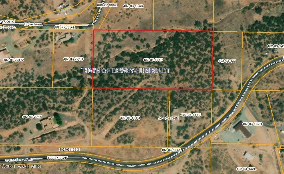 Photo of 10694 Kachina Place #Lot: N/A, Dewey-Humboldt, AZ 86327 (MLS # 1037655)