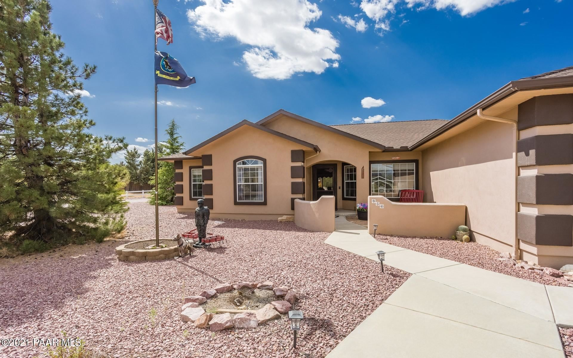 Photo of 954 Heather Lane #Lot: 53, Chino Valley, AZ 86323 (MLS # 1037666)