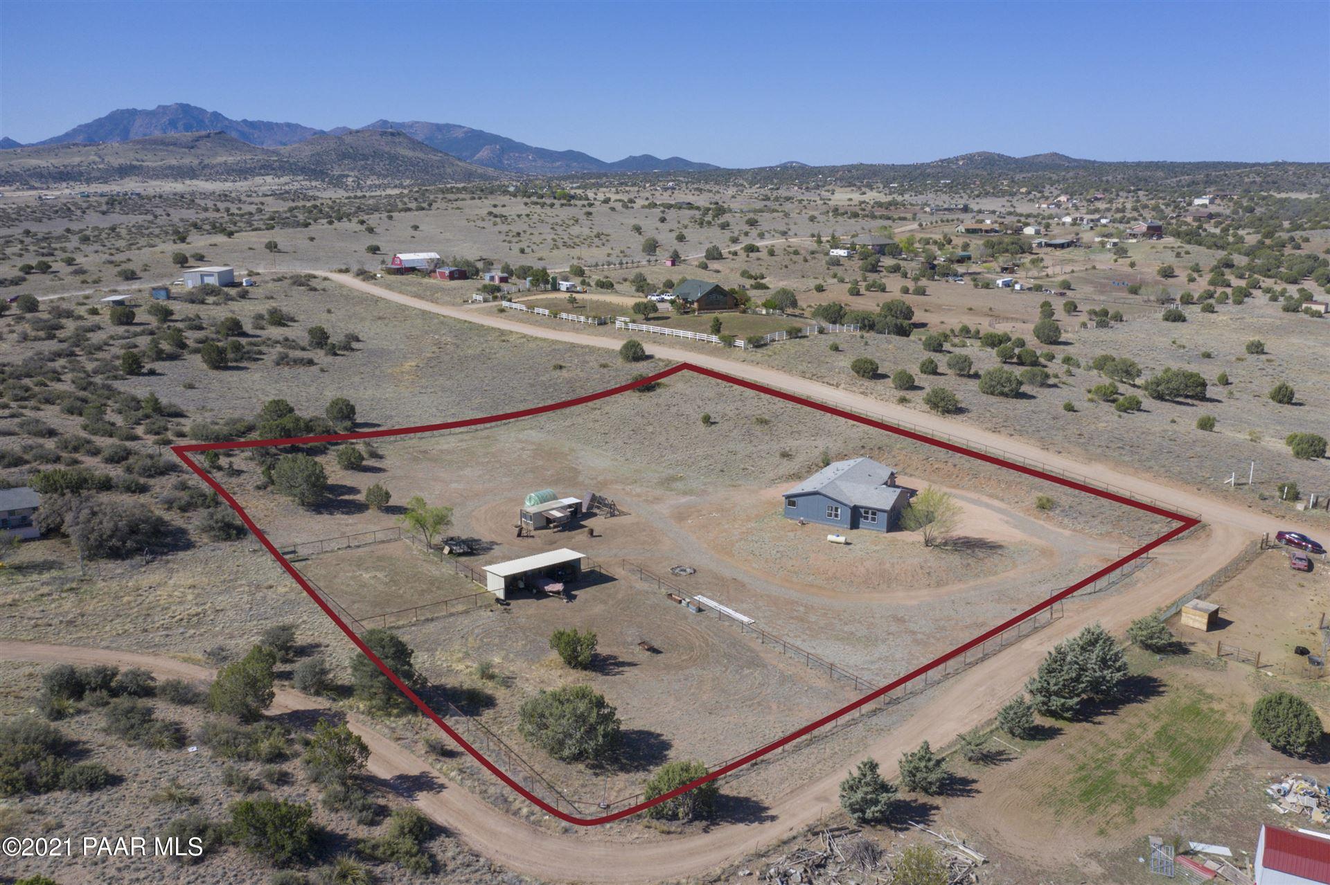 Photo of 155 N Son Shine Drive #Lot: B, Chino Valley, AZ 86323 (MLS # 1037670)