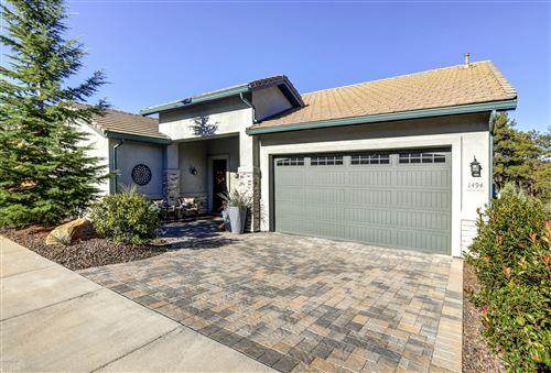 Photo of 1494 Sierry Springs Drive #Lot: 20, Prescott, AZ 86305 (MLS # 1033682)